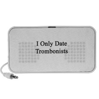I Only Date Trombonists Laptop Speakers
