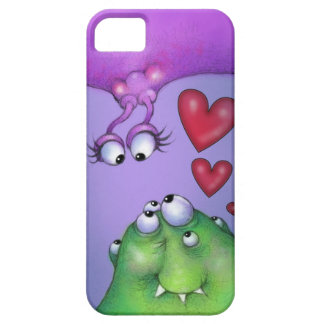 I only have eyes for you Alien... iPhone 5 Covers