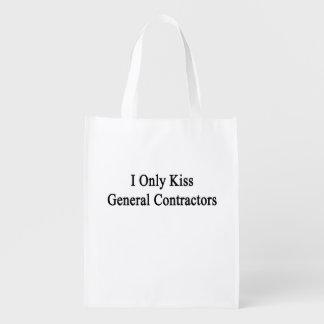 I Only Kiss General Contractors