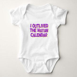 I Outlived The Mayan Calendar Baby Bodysuit