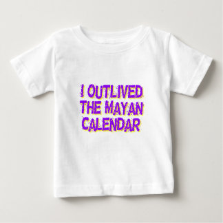 I Outlived The Mayan Calendar Baby T-Shirt