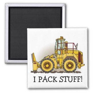 I Pack Stuff Soil Compactor Magnet