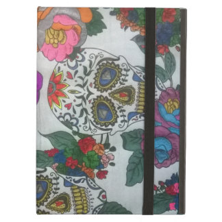 I PAD air Skull covering iPad Air Cover