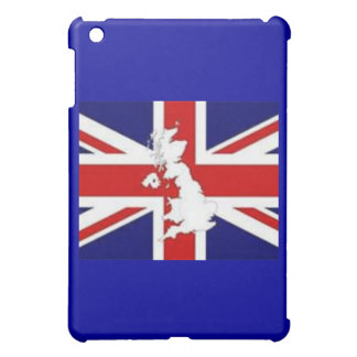 I PAD CASE BRITAIN FLAG RED WHITE AND BLUE iPad MINI CASE