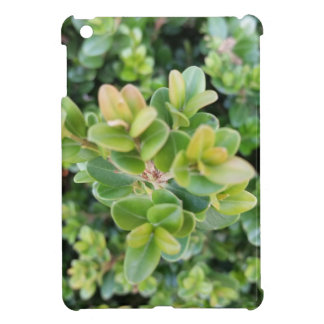 I pad Mini case with leaves and plants Case For The iPad Mini
