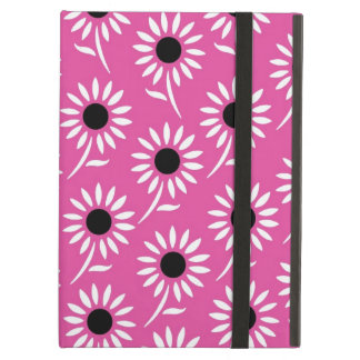 i Pad Pink Black White Pattern Cover For iPad Air