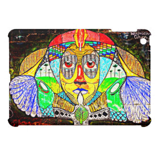 I Pad Street Art Cool Exclusives Rainbow God Case For The iPad Mini