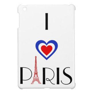 I ❤️ Paris iPad Mini Case