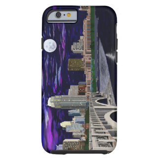 I phone 6/6 Tough Case with Minneapolis Skyline
