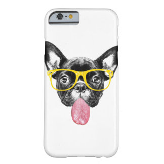 I-Phone 6/6s covering French Bulldogge Barely There iPhone 6 Case