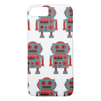 I Phone 7 mobile phone covering with robot sample iPhone 8/7 Case