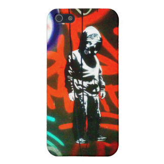 I Phone Case Street Art Protest iPhone 5/5S Covers