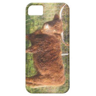 i-phone/i-pad Case With Highland Cow Image iPhone 5 Cover