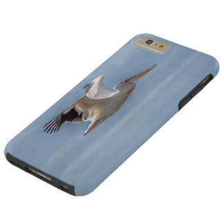 I phone S6 Protective Case with Pelican in Flight