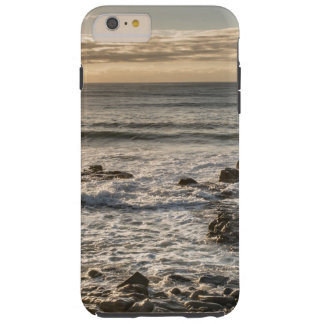 I phone S6 Protective Case with Rocky Shore