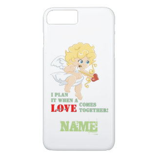 I Plan It When A LOVE Comes Together! iPhone 8 Plus/7 Plus Case