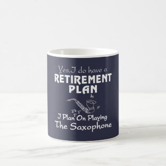 I Plan On Playing The Saxophone Coffee Mug