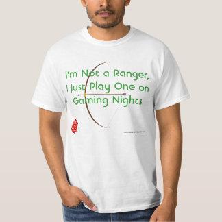 I Play a Ranger (archery) T-Shirt