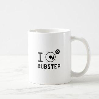 I play Dubstep / I love Dubstep / I heart Dubstep Mug