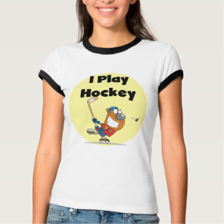 I Play Hockey Tshirts and Gifts