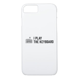 I play the keyboard iPhone 8/7 case