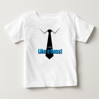 I poop, Like a Boss! Baby T-Shirt