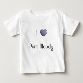 I 💜 Port Moody Baby T-Shirt
