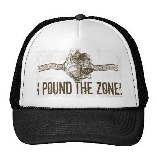 I Pound the Zone! Hat