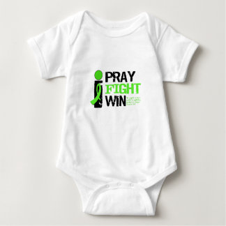 i Pray.Fight.Win. Baby Bodysuit