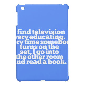 I prefer reading iPad mini cases