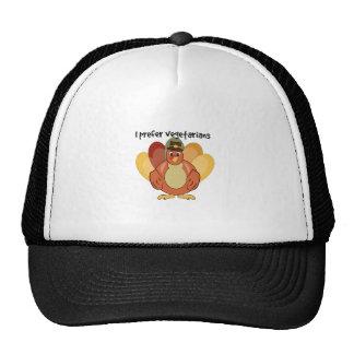 I Prefer Vegetarians Hat