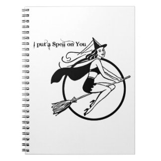 I Put a Spell on You Notebooks