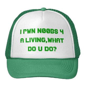 I Pwn n00bs 4 a living,what do U do? Cap