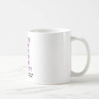 I Quilted My Way! Coffee Mug