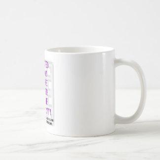 I Quilted My Way Coffee Mug