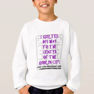 I Quilted My Way Sweatshirt