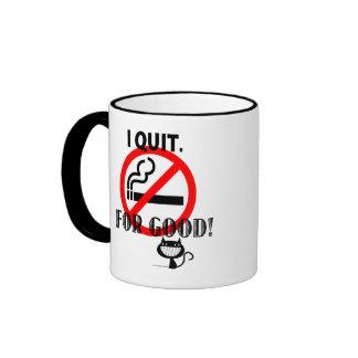 I Quit Ringer Mug