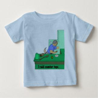 I Raid Counter Tops T-shirt