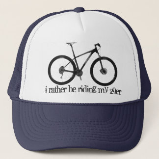 I Rather be Riding My 29er Hat