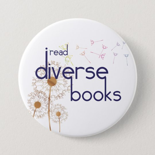 I Read Diverse Books button