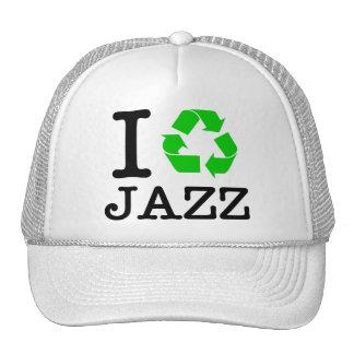 I Recycle Jazz Cap
