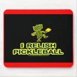 I Relish Pickleball Shirts & Gifts Mouse Mat
