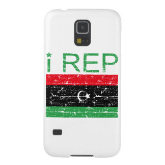 I rep Libya Case For Galaxy S5