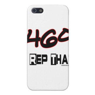 I Rep That 469 Area Code iPhone 5 Case