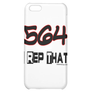 I Rep That 564 Area Code iPhone 5C Cover