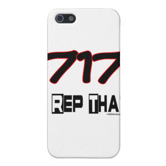 I Rep That 717 Area Code iPhone 5 Covers