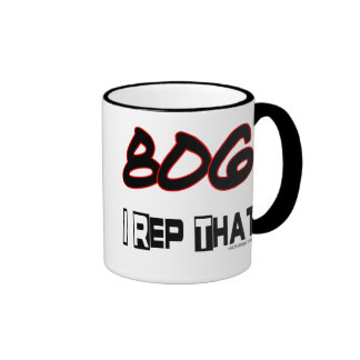 I Rep That 806 Area Code Mug