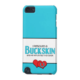 I Rescued a Buckskin (Male Horse) iPod Touch 5G Cases
