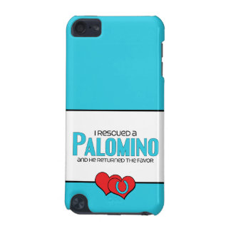I Rescued a Palomino (Male Horse) iPod Touch (5th Generation) Case