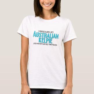 I Rescued an Australian Kelpie (Male Dog) T-Shirt